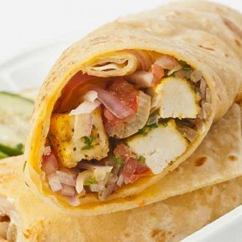 Paneer Masala Roll+ Free Signature Salad