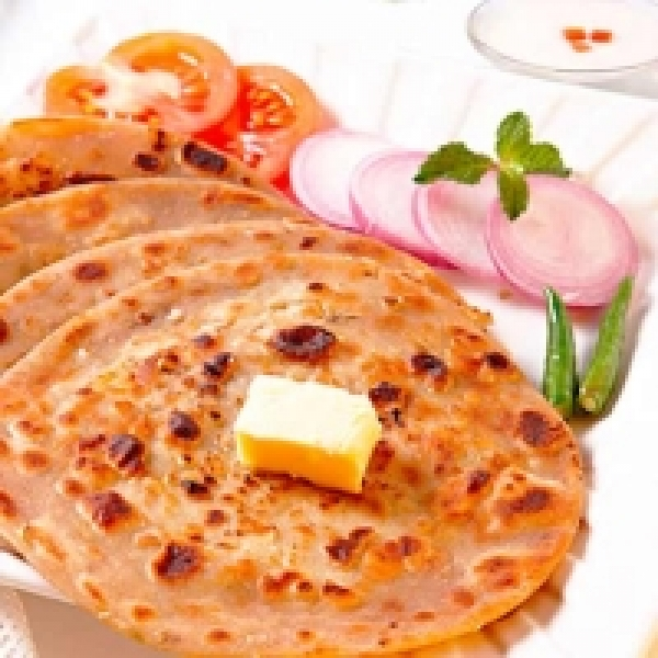 Paratha Of The Day - 2 Pcs