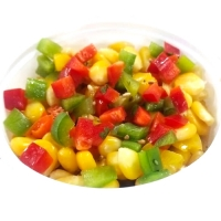 Corn Bell Pepper Salad