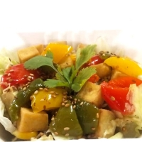 Paneer Green Salad