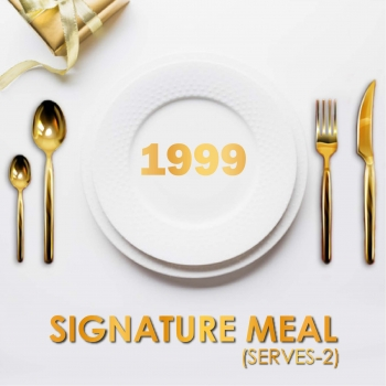 Misrii Signature Meal Box- Serves 2