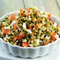 Sprouts Salad For Patients