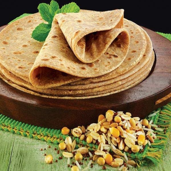 Multigrain Chapati
