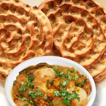 Banjara Roti, Aloo Pyaz Mutka