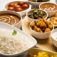 Executive Meal Box : Gravy Veg of the day, Jeera Rice